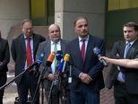 Anto Nobilo: 'Žalit ćemo se' (Video: Reuters)