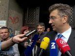 Andrej Plenković o Milinovićevom nezadovoljstvu (Video: Dnevnik.hr)