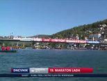 19. Maraton lađa (Video: Dnevnik Nove TV)