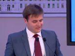 Tomislav Ćorić tijekom predstavljanja izbornog programa HDZ-a