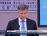 Plenković o programu za izbore u rujnu (Video: Vijesti u 17 h)