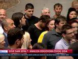 Gdje sam 2016.? - Analiza odgovora Živog zida (Video: Dnevnik Nove TV)