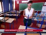 Djeca migranti u hrvatskim školama (Video: Dnevnik Nove TV)