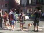 Kombijem se zaletio u mnoštvo u Barceloni (Video: Reuters)