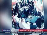 Jak potres uzdrmao Dalmaciju (Video: Dnevnik Nove TV)