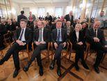 Održana je komemoracija za prvog predsjednika RH dr. Franju Tuđmana (Foto: Tomislav Miletic/PIXSELL)