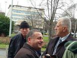 Građani pristižu na komemoraciju za Slobodana Praljka (Foto: Dnevnik.hr)