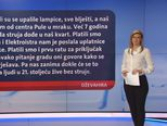 Vaš glas: naselje u Puli bez struje (Video: Dnevnik Nove TV)