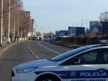 Blokiran dio Branimirove ulice u Zagrebu (Foto: dnevnik.hr) - 2