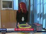 Od tableta do robotike (Video: Dnevnik Nove TV)