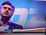 Sjednica Predsjedništva SDP-a (Video: Vijesti u 17 h)