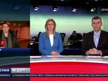 Sanja Sarnavka uživo za Dnevnik Nove TV (Video: Dnevnik Nove TV)