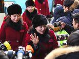Sjeverna Koreja na ZOI poslala 229 pomno odabranih navijačica (Foto: AFP)