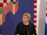 Izjava srbijanskog predsjednika Aleksandra Vučića nakon sastanka s Kolindom Grabar-Kitarović (Video: Dnevnik.hr)