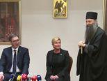 Mitropolit zagrebačko-ljubljanski Porfirije (Video: Dnevnik.hr)