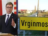 Aleksandar Vučić u posjeti Vrginmostu (Foto: Pixell)