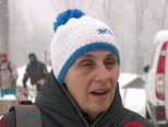 Kako je jutros izgledao put do Sljemena (Video: Dnevnik.hr)
