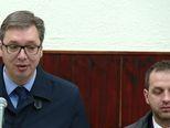 Predsjednika Vučića iznervirala pitanja o govoru iz Gline (Video: Dnevnik.hr)
