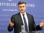 Andrej Plenković (Foto: Petar Glebov/PIXSELL)