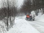 Vijavica na staroj cesti, palo 30 cm novog snijega (Foto: Marko Balen) - 6