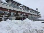 Vojska u Lici čisti snijeg (Foto: MORH)
