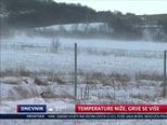Temperature niže, grije se više (Video: Dnevnik Nove TV)