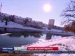 Zima na kontinentu (Video: Dnevnik Nove TV)
