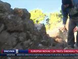 Europski novac i za treću šibensku tvrđavu (Video: Dnevnik Nove TV)