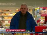 Jeftinija kupovina u BIH (Video: Dnevnik Nove TV)