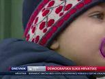 Demografska slika Hrvatske (Video: Dnevnik Nove TV)