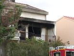 Požar u Puntu na Krku (Video: dnevnik.hr)