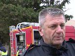 Šef krčkih vatrogasaca o požaru (Video: dnevnik.hr)