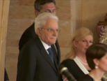 Kolinda Grabar Kitarović na predsjedničkom ručku u Sloveniji (Video: Dnevnik Nove TV