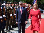 1. lipnja s kosovskim predsjednikom u Zagrebu (Foto: Marko Prpic/PIXSELL)