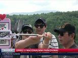Oprez u nacionalnim parkovima (Video: Dnevnik Nove TV)