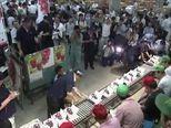 Skupocjeno grožđe (VIDEO: AP)