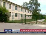 Potraga za nestalim pacijentom i dalje traje (Video: Dnevnik Nove TV)