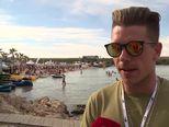 Slovenski plesač otkriva kakav je Chris Brown (Video: Dnevnik.hr)