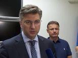 Andrej Plenković o novim tajnicima (Video: Dnevnik.hr)