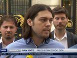 Sinčić o vodstvu Živog zida (Video: Dnevnik Nove TV)