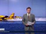 Ugašen požar u Slanom (Video: Vijesti u 17 h)
