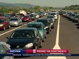 Promet na kontinentu (Video: Dnevnik Nove TV)