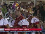 Moreška zabavila sve na Korčuli (Video: Dnevnik Nove TV)