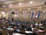 Zagreb dobio skupštinu (Video: Dnevnik Nove TV)