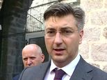 Plenković brani ministra Marića (Video: Dnevnik.hr)