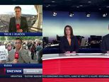 Prosvjed u Rijeci (Video: Dnevnik Nove TV)