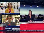 Prosvjed u Zadru (Video: Dnevnik Nove TV)