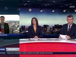 Andrija Jarak o političkim reakcijama na prosvjedu (Video: Dnevnik Nove TV)