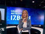 Reakcija Bože Petrova na neslužbene rezultate izbora (Video: Dnevnik Nove TV)