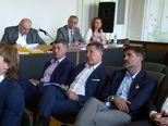 Mamić nervozan na suđenju tijekom svjedočenja Luke Modrića (Video: Dnevnik.hr)
